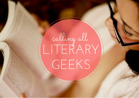 calling all literary geeks