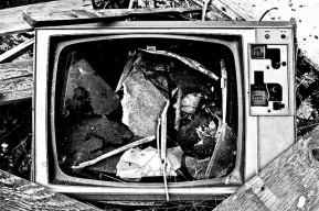 kill your television bw by shanti knapp