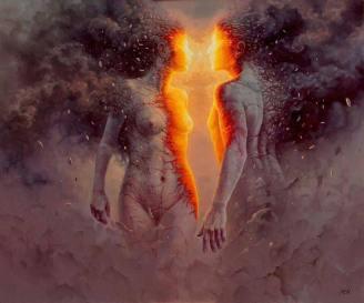 divine embrace
